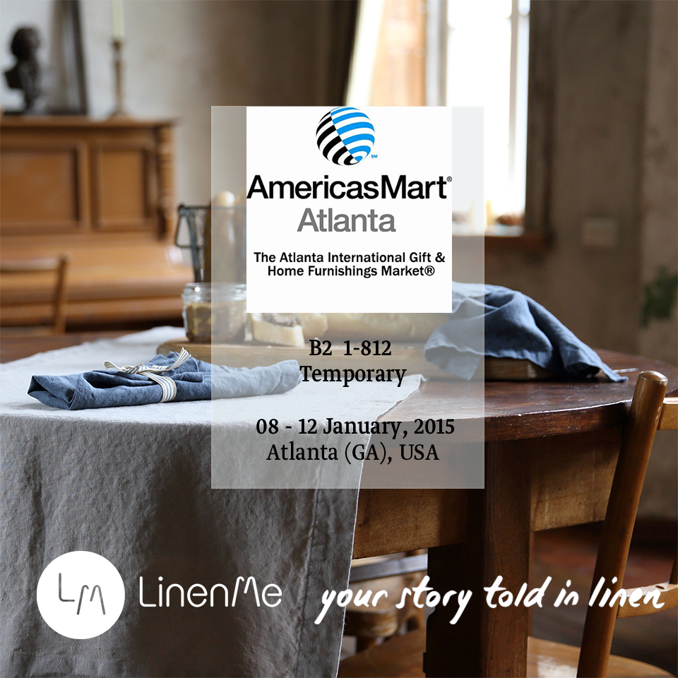 America Mart, Atlanta (GA), USA 2015.01.08 – 12 High Design B2, 1-812 Booth