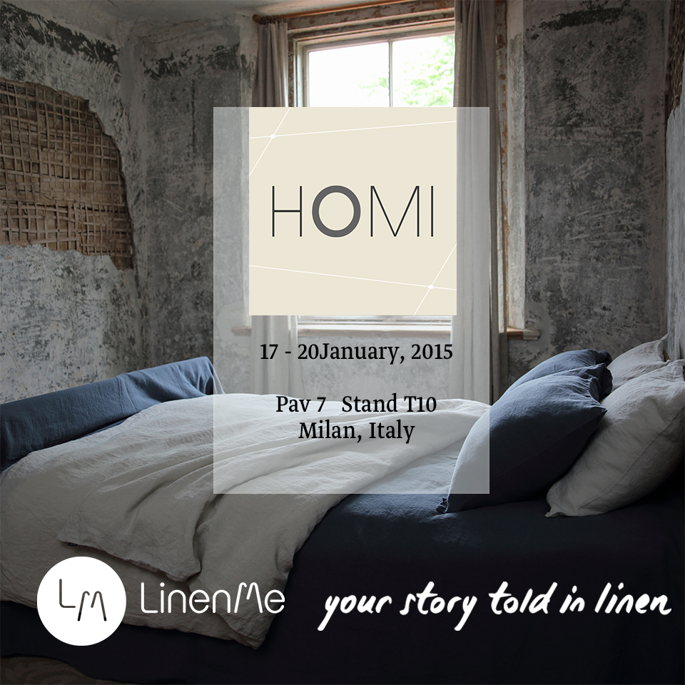 HOMI, Milan, Italy 2015.01.17 – 20 Hall 7, booth T10