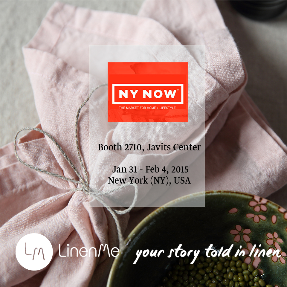 NYNOW, New York, USA 2015.02.01 – 04 Booth #2710